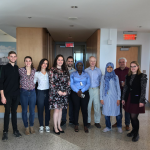 September 19, 2018 : Ellie-Anna's thesis defense